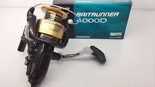 SHIMANO BAITRUNNER 4000D Spinning Reel 4000 D FREE FEDEX PRIORITY 2 DAYS TO USA