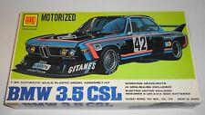 OTAKI BMW 3.5 CSL 1/24 MOTORIZED