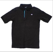 BlackBerry Short Sleeve Polo Golf Logo Shirt Size Small