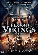 BLOOD OF THE VIKINGS: FIRST...-BLOOD OF THE VIKINGS: FIRST  (US IMPORT) DVD NEW
