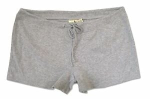The Spice Girls Star Sports Logo Grey Booty Shorts New Official Band Merch