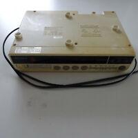 Sony Küchenradio Radiowecker 70er Modell ICF-C560L vintage