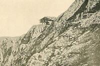 Wiener Schneeberg - Schutzhütte - Niederösterreich     um 1910   X 48-10