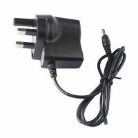 UK Plug Wall AC Charger for 18650 Rechargeable Battery Headlamp Flashlight Torch