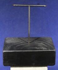 Megalodon Shark Tooth Display Stand (Medium)- Black