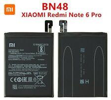 Batería BN48 para Xiaomi redmi Note 6 Pro BN-48 Nueva DESDE CATALUÑA