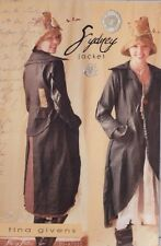 PATTERN - Sydney Jacket - women's sewing PATTERN from Tina Givens