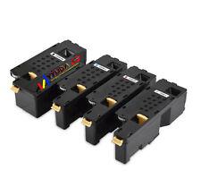 4 Generic Fuji Xerox DocuPrint Toner Cartridge CP105b CP205 CM205b CM205f CP205W
