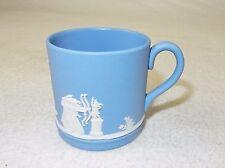 Wedgwood Jasperware Demitasse Cup (No Saucer), Dated 1959, Cupid/Warrior/Goddess