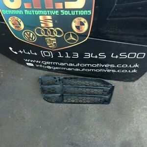 **8T0 807 681 F**AUDI RS5**10-16**LOWER FRONT BUMPER GRILL**PASSENGER SIDE**