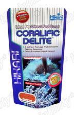 Hikari Coralific Delite Coral Food Growth Aquarium Fish Tank Pellet Gel Floating