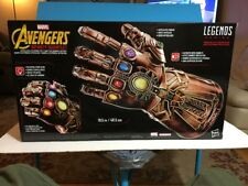 Marvel Legends Series Avengers Infinity Gauntlet Electronic 💥SHIPS WORLD WIDE💥
