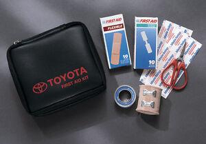 Toyota Yaris Emergency First Aid Kit - OEM NEW!
