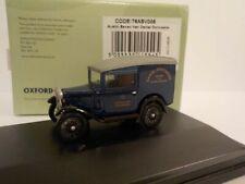 Austin Seven Van, - Daniel Doncaster, Oxford Diecast 1/76 New Dublo, Railway Sca