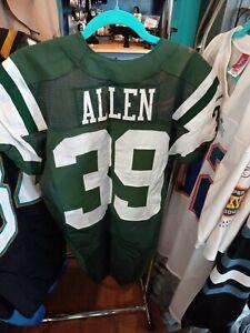 Antonio Allen In Game Worn Jersey Nike #39 Jets