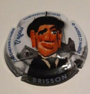 CAPSULE DE CHAMPAGNE BRISSON JONCHERE CABOTANS POPAUL