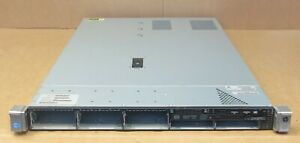 "HP ProLiant DL320e G8 8x 2.5"" SAS Bays 2x 460W PSU 1U Server 675598-B21"