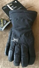 Arc'teryx Fission GTX Gloves / Unisex Medium / Black / NWT