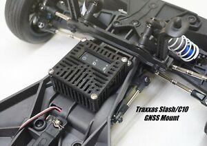 AJC Mods 3D Printed GNSS Performance Analyzer Case/Holder for Traxxas Slash C10