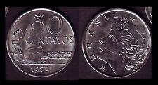 ★★ BRESIL ● 50 CENTAVOS 1979 ● E5 ★★