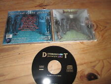 DETHRONEMENT SURVIVAL OF THE SICKEST CD 99 carbonized therion unleashed nihilist