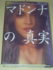 """truth of MADONNA"" Japan book !!!"