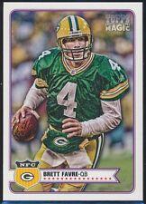 2012 Topps Magic #244 Brett Favre SP Mint