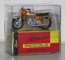 Schuco Piccolo Suzuki GT 750 J Motorrad NEU! Originalverpackt! Art. 05055