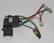 Makita interruptor electrónica BDF bhp 441 444 451 454 orginal 650573-9