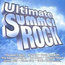 Ultimate Summer Rock CD david lee roth BEACH BOYS escape club GRATEFUL DEAD