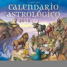 NEW Calendario astrologico 2013 (Spanish Edition) by Llewellyn
