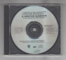 (CD) LOREENA McKENNITT - A Winter Garden: Five Songs For The Season / PROMO