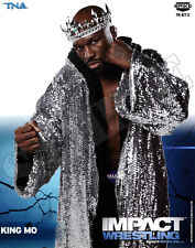 Official TNA Impact Wrestling - King Mo - 8x10 - P188