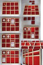 PANDA COIN  TRAY - SHOWCASE, for PANDA 1OZ silver coin serie .