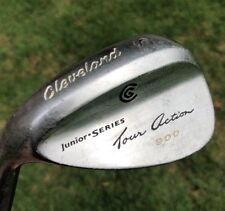 """LH Cleveland Junior 56° SW - Tour Action 900, Ages 9-12 or 54"""" Tall Sand Wedge"""