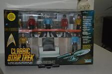 Collectable Original Series Star Trek Bridge & Figurines