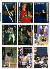 1994 UPPER DECK BASEBALL ELECTRIC DIAMOND INSERT CARDS 5 FOR $1.95, U-PICK, NM/M