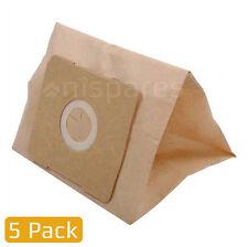 Dirt Devil DD2230 Avanty Derby & Energy Vacuum Cleaner Hoover Dust Bags 5 Pack