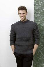 Lang Yarns Airolo Knitting Pattern Pullover As Download Fam 236