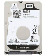 "Western Digital Black WD5000LPLX 500GB SATA3 2.5"" internal HARD DRIVE Heigh"