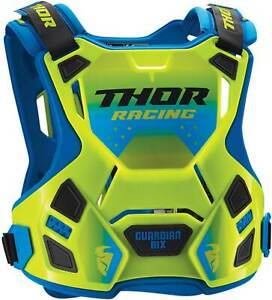 Thor Guardian MX Chest Protector - Motocross ATV Offroad Dirtbike Roost Guard