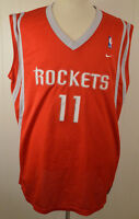 Nike Houston Rockets  11 Yao Ming NBA Basketball Jersey 3XL Red Stitched  Sewn 26ee30684