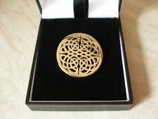 Ortak Precious Metal Brooches & Pins without Stones
