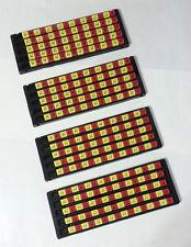 Terminal Block Connector Strip 1 Conductor 4-Pole 3.5mm PCB WAGO 250-005 160pcs