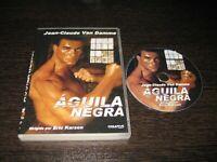 Nero Aquila DVD Jean Claude Van Damme Doran Clark Bruce French