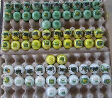 Lot of 66 Super Nice John Deere Marbles