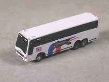 N Scale 2008 the Famous Rail Tours of America Bus
