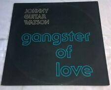 JOHNNY GUITAR WATSON, GANGSTER OF LOVE, 1978 DJM LABEL 12: SINGLE, R&B,FUNK, EX.