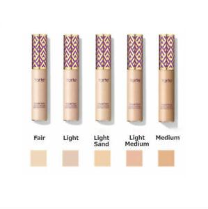 Tarte Shape Tape Double Duty Beauty Contour Concealer 10ml - Choose Your Shade