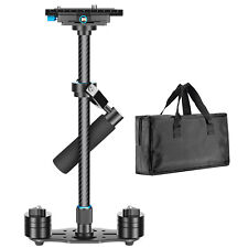 Neewer Handheld Stabilizer with Screw Quick Shoe Plate for Canon Nikon Sony